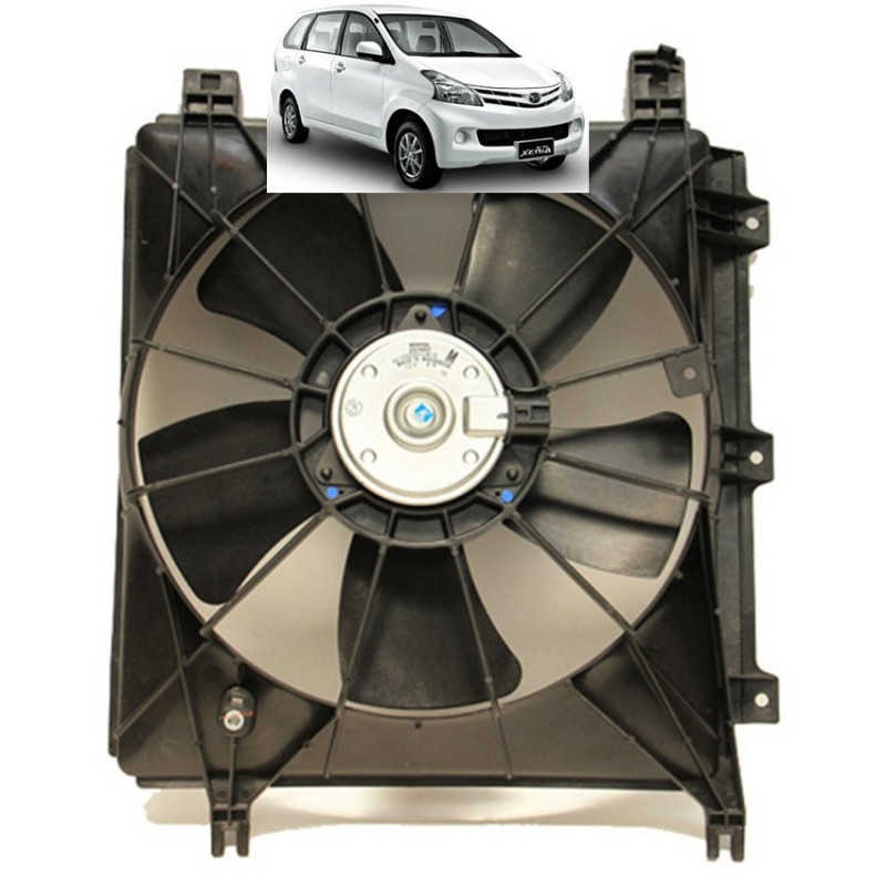 EXTRA FAN ALL NEW DAIHATSU XENIA DENSO